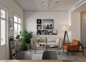 12 Most Mesmerizing Ideas of Scandinavian Living Room | living room scandinavian style