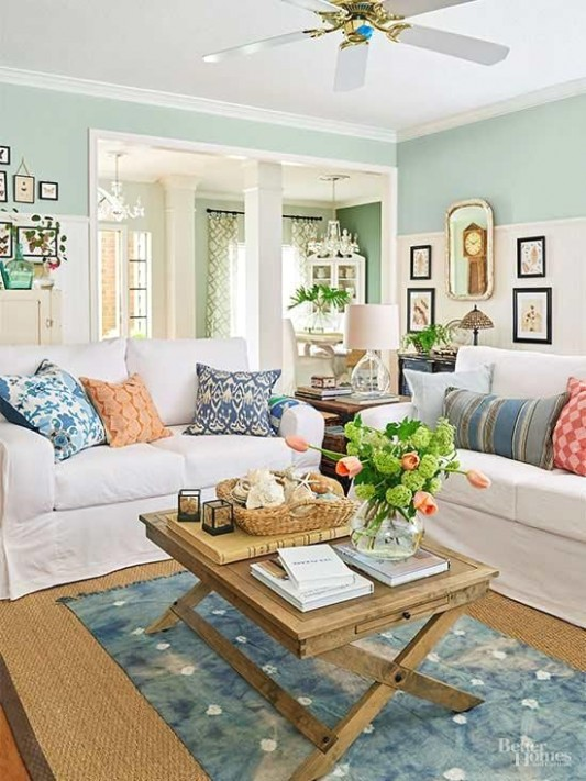 12 Unexpected Ways to Upgrade Your Living Room in 12 | Simple .. | living room updates