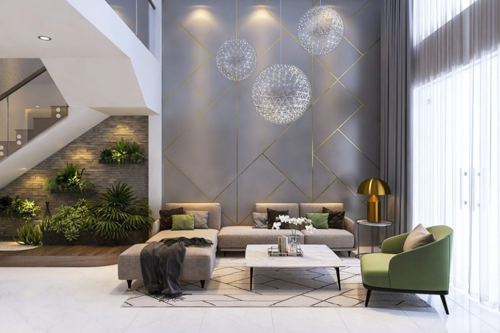 13 Grey Living Rooms That Help Your Lounge Look Effortlessly .. | living room interior