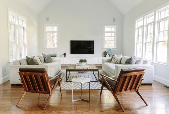 13 Inviting Living Room Layouts | Shutterfly - living room furniture layout | living room furniture layout