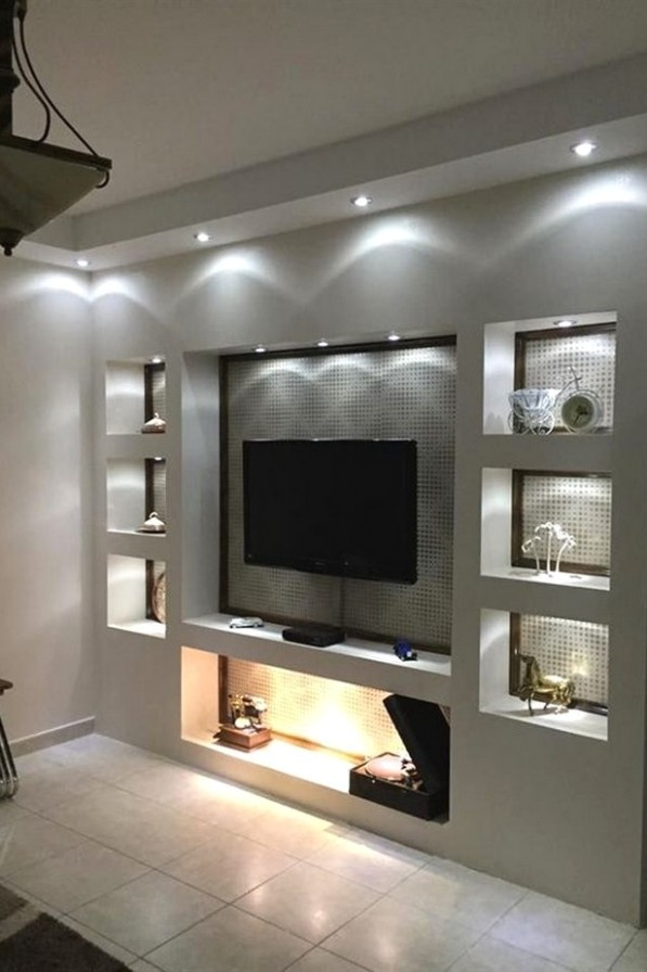 14 amazing tv wall design ideas for living room decor 14 » AERO | living room wall design