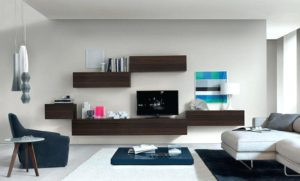 14 Stunning Wall Units Designs for Cozy Living Room Ideas - DEXORATE | living room units