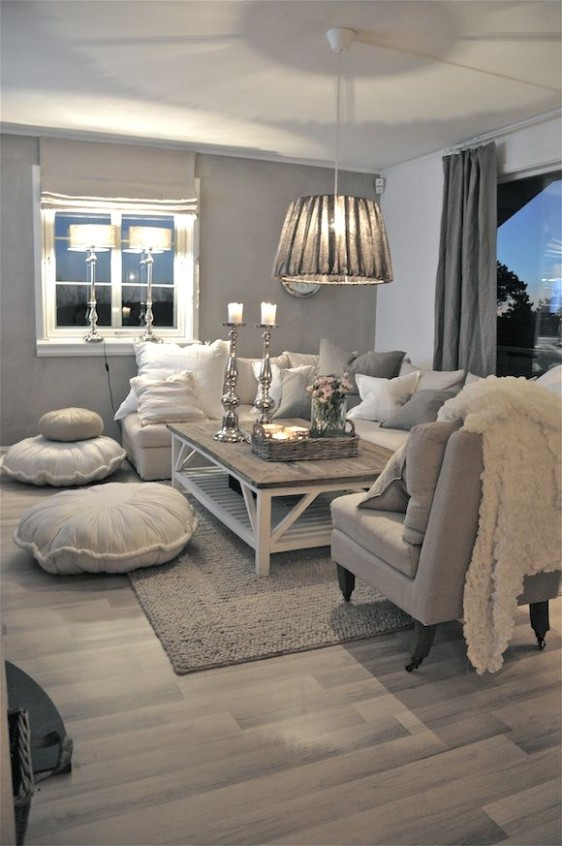 14 Super stylish and inspiring neutral living room designs .. | living room grey