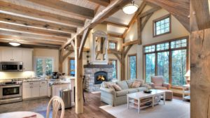 14 Tips for Lighting Your Vaulted Ceiling | living room vaulted ceiling