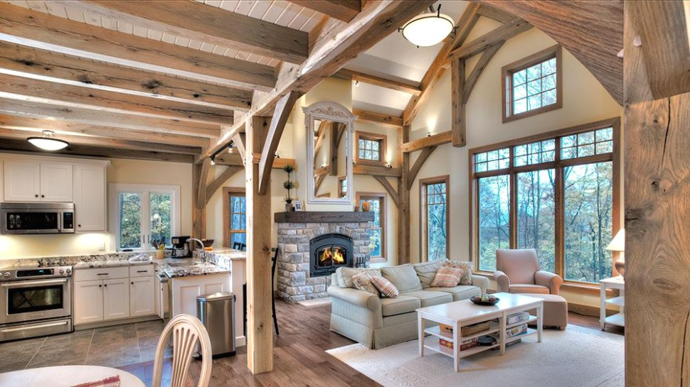 14 Tips for Lighting Your Vaulted Ceiling - living room vaulted ceiling | living room vaulted ceiling
