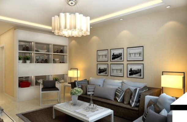14 Wonderful Examples Of Living Room Lighting - living room examples | living room examples