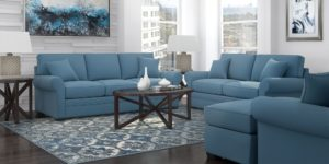15-Piece Living Room Sets, Suites & Furniture Collections | living room 7 piece sets