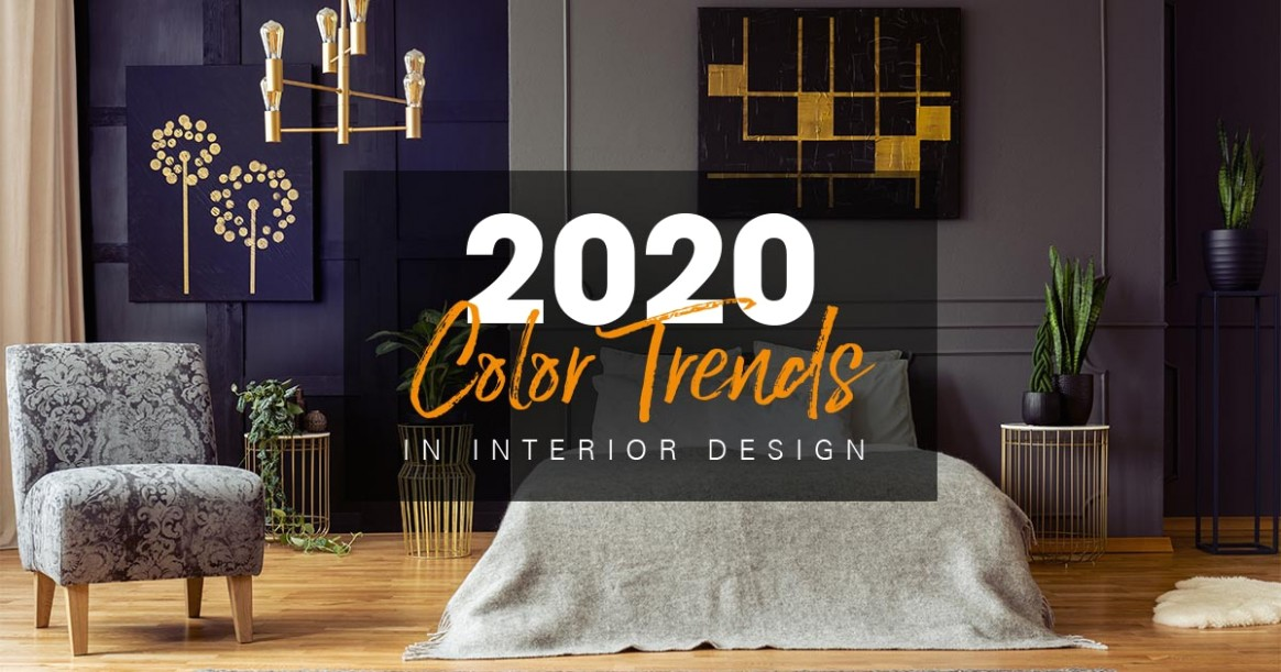 16 Color Trends in Interior Design - 16 Spaces - living room trends 2020 | living room trends 2020