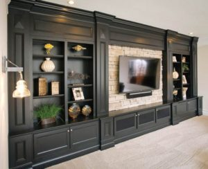 18 DIY Entertainment Center Ideas and Designs For Your New Home ... | living room entertainment center