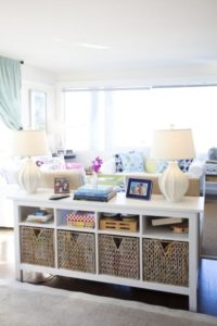 18 Organizing Ideas For Every Room in Your House | Living room ... | living room storage
