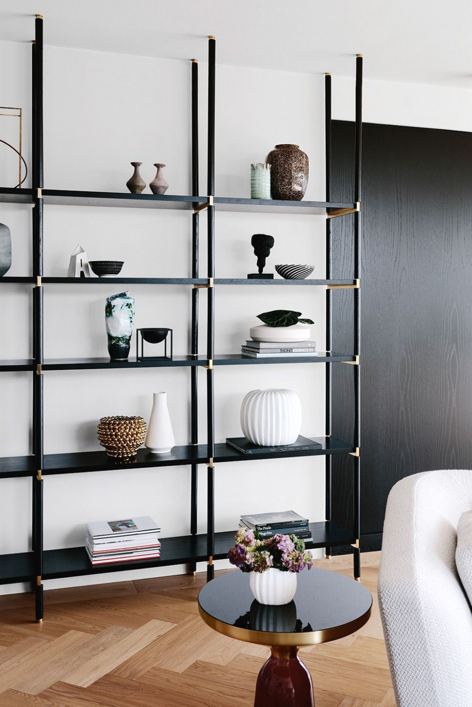 18 Stylish and Clever Living Room Storage Ideas - living room storage | living room storage