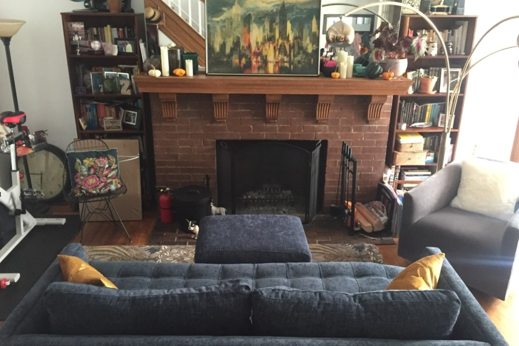 18 things I learned redoing my NYC living room over the course of a ..   living room things