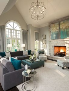 19 Trendy Living Rooms You Can Recreate at Home! | Living room ... | living room home decor