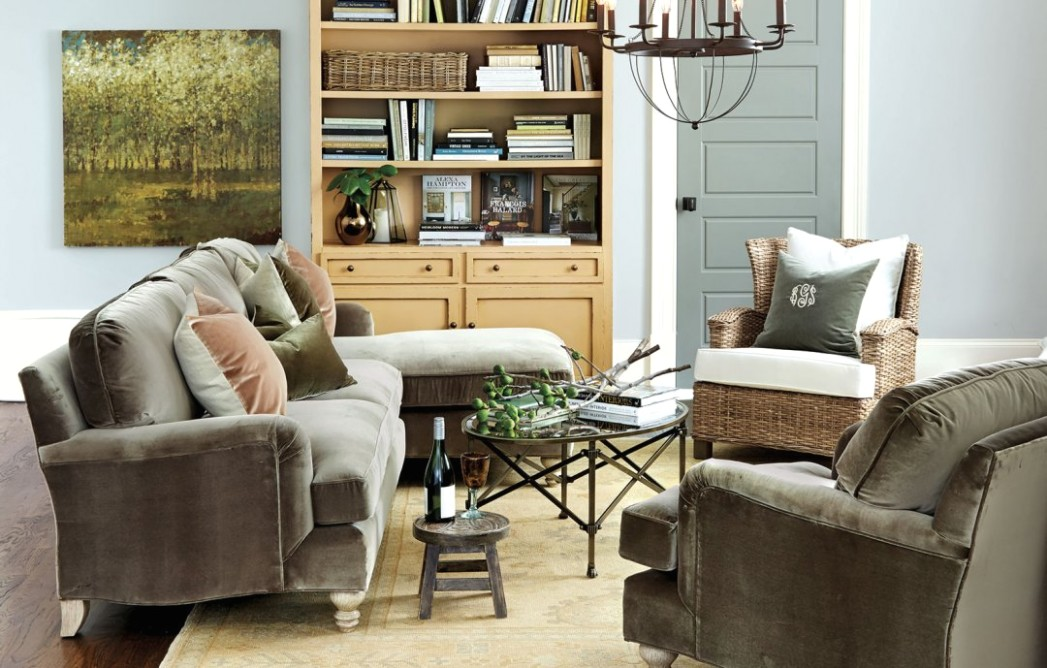 19 Ways to Layout Your Living Room | How to Decorate - living room 2 couches | living room 2 couches