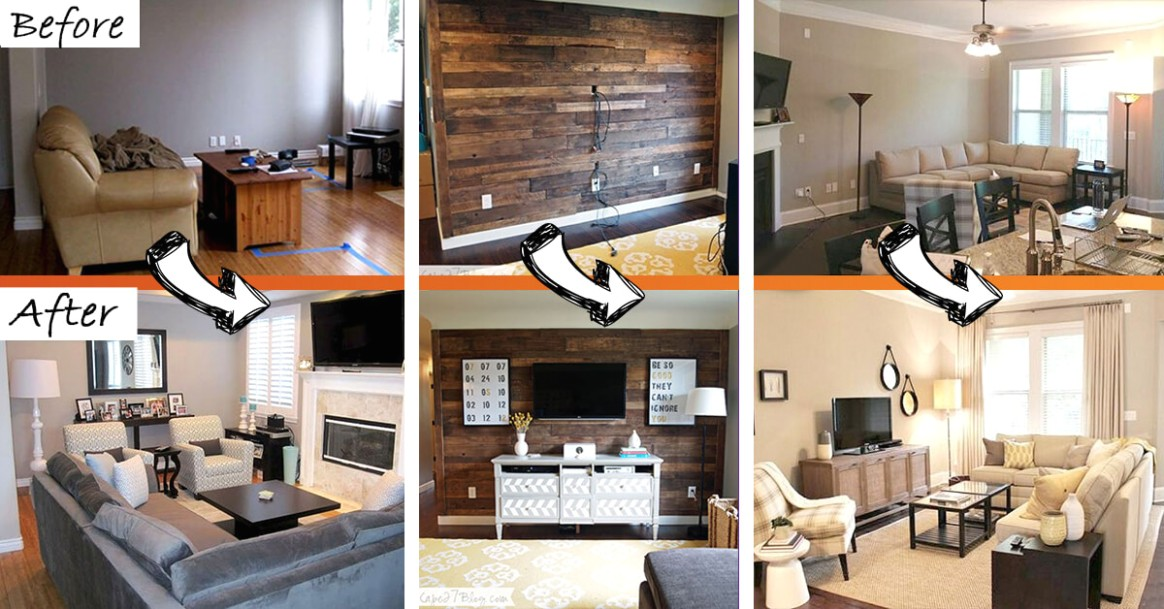 20 Best Budget Friendly Living Room Makeover Ideas for 20 - living room makeover | living room makeover