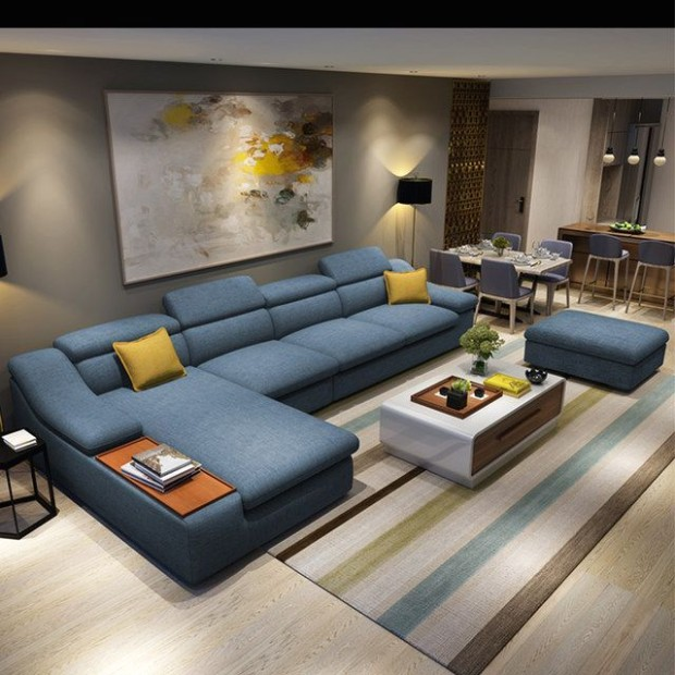 20 Modern Sectional Sofas and Couch That You Will Love | Living .. | living room sofa
