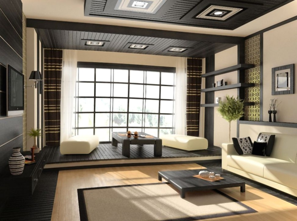 9 Japanese Living Room Design Ideas To Try | Modern japanese .. | living room japanese