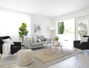 A little living room inspiration via the talented ladies at ... | living room inspiration