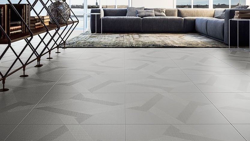 A living room floor like no other. A beautiful tile pattern .. | living room tiles