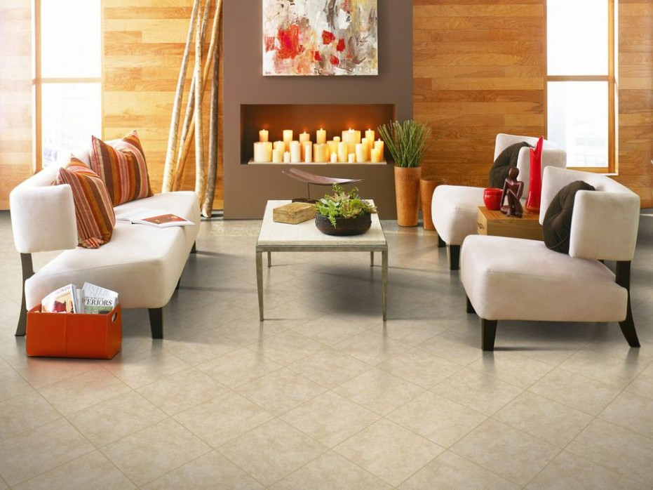 Advantages of Ceramic Floor Tile in Living Rooms - living room floor tiles | living room floor tiles