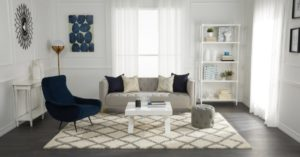 All the Ways You Can Decorate With a Shag Rug | Overstock.com | living room rug ideas