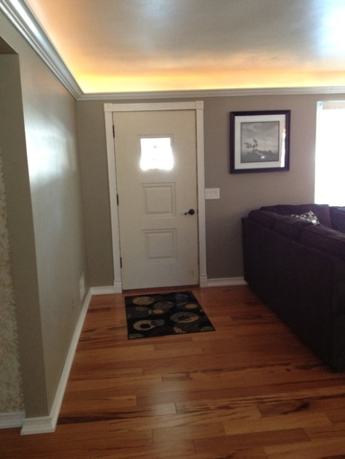 any ideas entrance and living room divider? - living room entrance | living room entrance