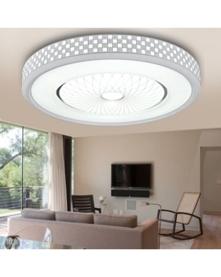 AUGIENB AUGIENB LED Round Flush Mount Pendant Ceiling Light Fixtures  Clearance for Home Kitchen Bathroom Bedroom Living Room Lighting from  Novashion | .. | living room light fixtures