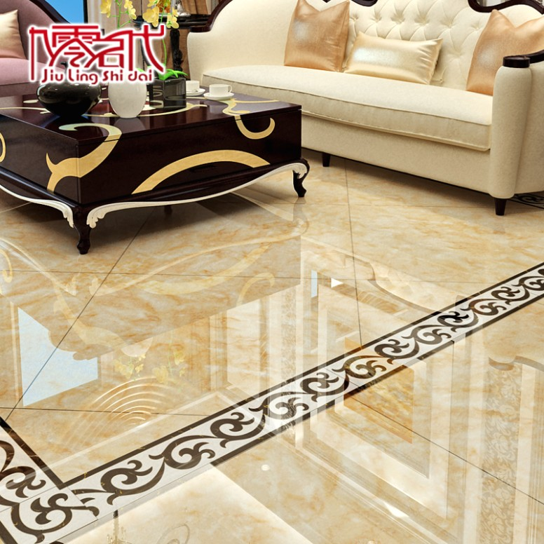 Buy Nine zero stone generation living room bedroom full cast glaze .. | living room floor tiles