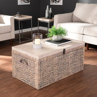 Buy Trunk, Table Sets Coffee, Console, Sofa & End Tables Online at .. | living room table sets