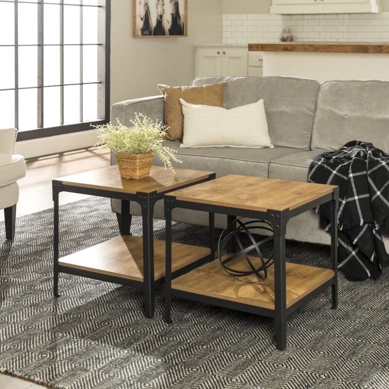 Cainsville End Table Set - living room end tables | living room end tables