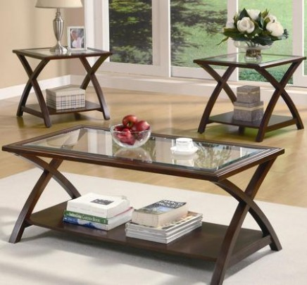 Coaster 13 - living room table sets | living room table sets