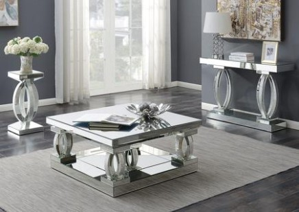 Coaster 19S19 - living room table | living room table