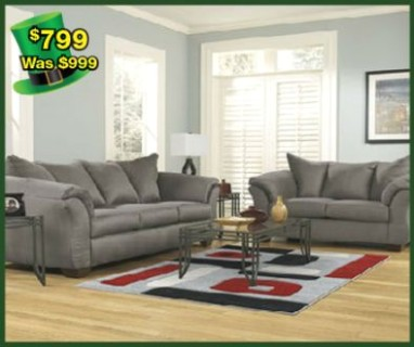 Cobblestone 15 Piece Living Room Set - living room 7 piece sets | living room 7 piece sets