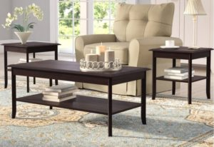 Coffee Tables & Coffee Table Sets You'll Love in 13 | Wayfair | living room table sets
