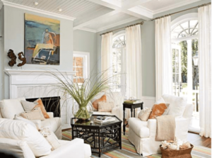 Conversation Seating - Four Chairs In The Round - A Storied Style | living room 4 chairs