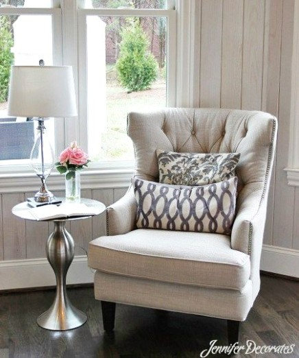 Cottage Style Decorating Ideas | Living room chairs, Bedroom with .. | living room chairs