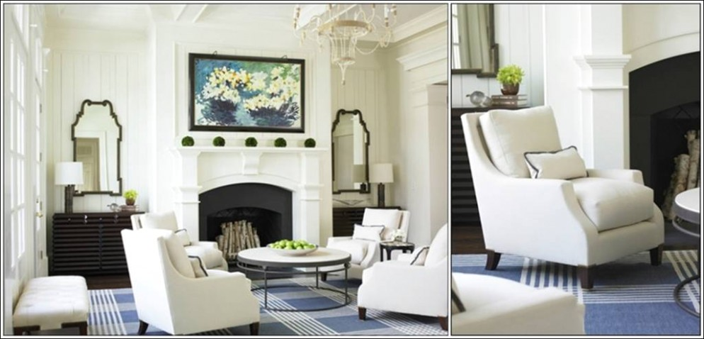 Create Magic with Four Chairs in Living Room ! - Living room and .. | living room 4 chairs