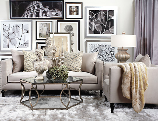Currently Coveting: Living Room Essentials | Pamela Hope Designs - living room essentials | living room essentials