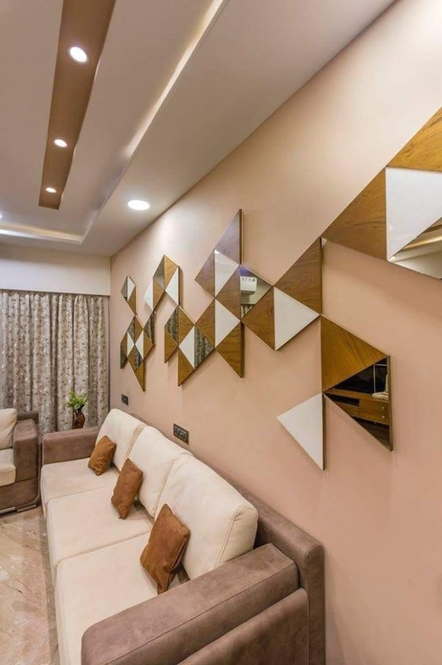 Drawing room | False ceiling living room, Drawing room decor, Room .. | living room wall design