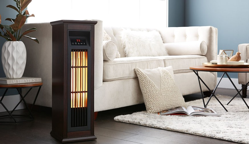 Electric Heaters: How to Choose the Best One for Your Space .. | living room heater