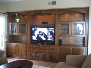 Entertainment Centers and Wall Units - Traditional - Living Room ... | living room units