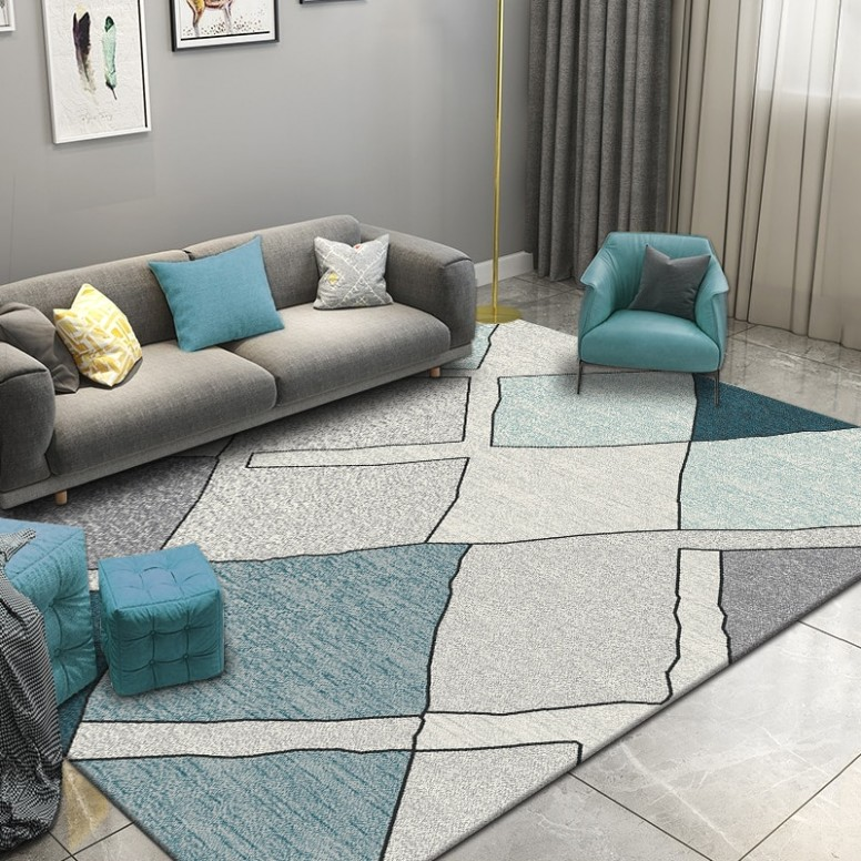 Europe Carpets For Living Room Home Bedroom Rug Nordic - living room rugs | living room rugs