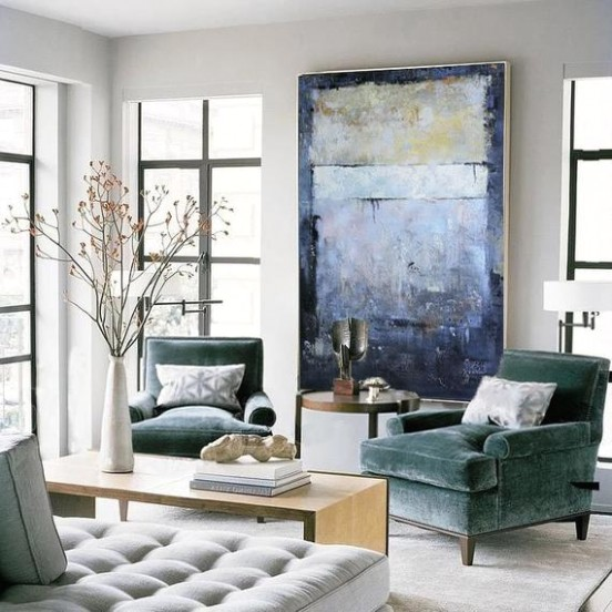 extra large wall art on canvas, huge wall art, modern abstract art  paintings, large living room canvas art, oversized wall art canvas EM16 - living room paintings | living room paintings