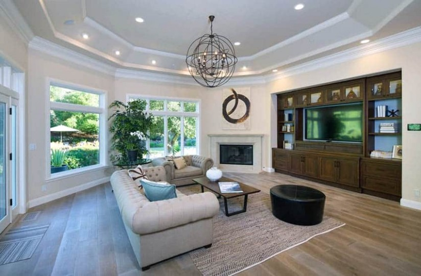 Family Room VS Living Room - Designing Idea - living room or family room | living room or family room