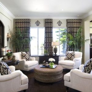 Four Chairs Design, Pictures, Remodel, Decor and Ideas ... | living room 4 chairs
