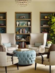 Furniture Arrangements - Four Chairs | Contemporary family rooms ... | living room 4 chairs