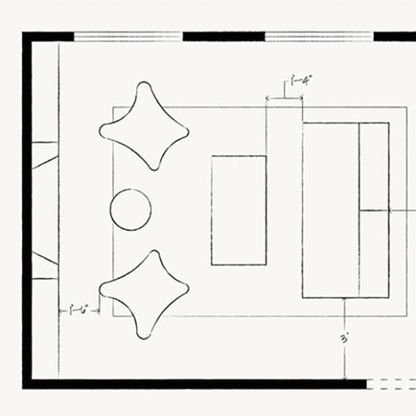 Furniture Layout: Dimensions to Remember – Jaymee Srp - living room dimensions | living room dimensions
