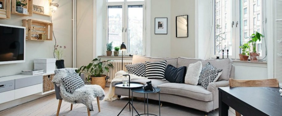 Here are some Scandinavian living room ideas for your home | Miami .. | living room scandinavian