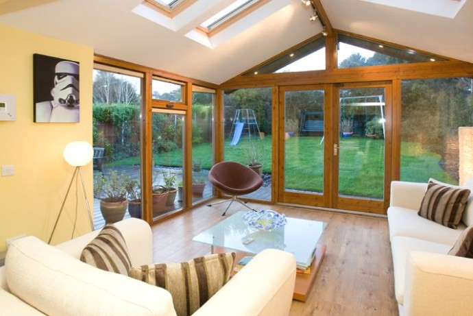 House Extensions | Room extensions, House - living room extension | living room extension