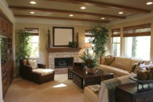 How Many Recessed Lights? | The Recessed Lighting Blog | can lights living room